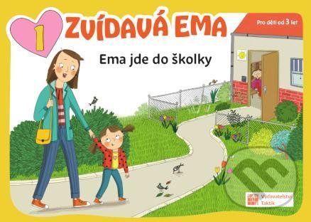 Ema jde do školky - Katarína Kardelisová (Ilustrátor)