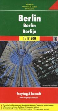 Berlín 1:17 500