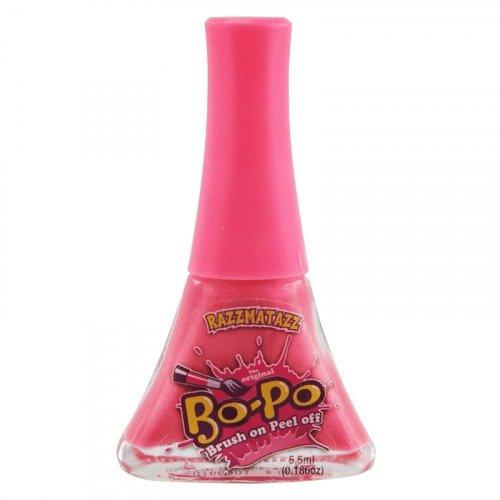 BO-PO lak na nehty tm. růžový Razzmatazz