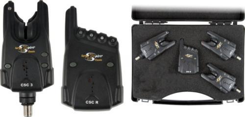 Carp Spirit Sada signalizátorů Carp Spirit 3x CSC 3 a 1x CSC R sada 3+1