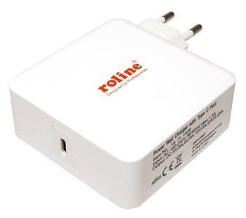 Napájecí adaptér síťový (230V) - 1x USB C, 65W