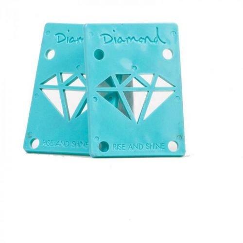 Diamond rise & shine - modrá