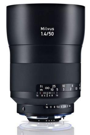 Zeiss Milvus 1.4/50 ZF.2 Nikon