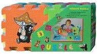 HM Studio puzzle 15x15 3 motivy Krtka 6 ks