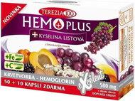 Terezia HEMO PLUS + kyselina listová 60 kapslí