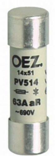 pojistka válcová PV 514 10A gR  /8670/