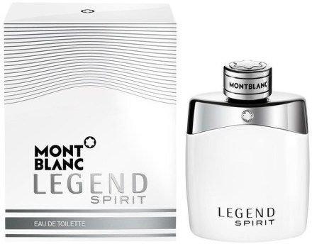 Montblanc Legend Spirit  Toaletní voda (EdT) 30.0 ml
