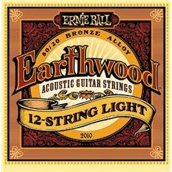 Ernie Ball 2010 Earthwood 12 Light