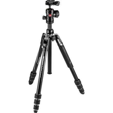 Manfrotto BeFree Advanced MKBFRTA4 BK-BH černý