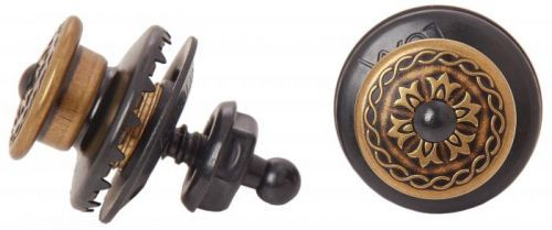 Loxx Viktor - Antique Brass/Black