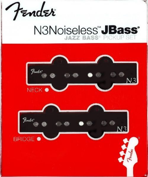 Fender GEN 4 Noiseless J Bass Pickups