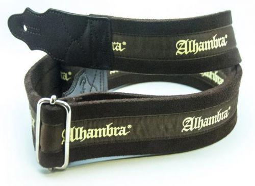Alhambra Guitar Strap Brown
