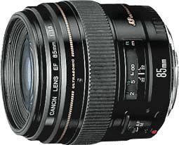 2519A019AA Canon EF 85mm f/1.8 USM  objektiv