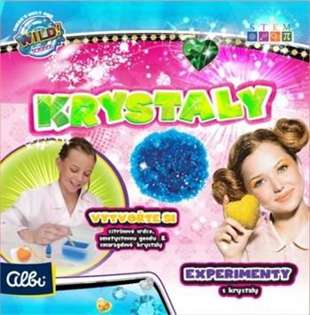 Albi - Krystaly