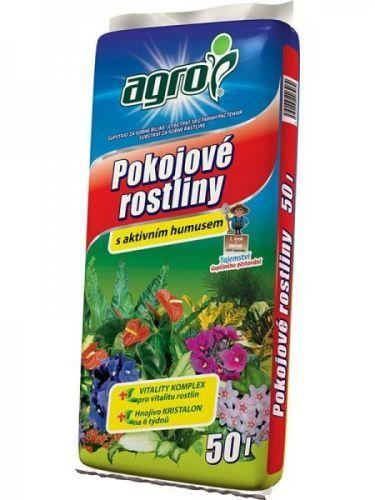 Substrát pro pokojové rostliny, 5l - Agro