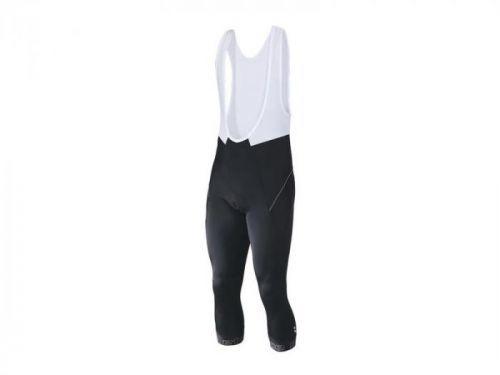 3/4 kalhoty Etape Profi - pánské, lacl, černá/bílá - 1615210 - velikost L