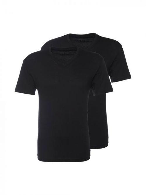 TOM TAILOR Tričko černá