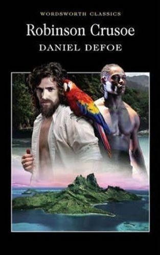 Defoe Daniel Robinson Crusoe anglicky