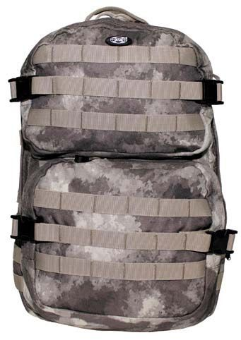 Batoh MFH US Assault L - HDT-camo