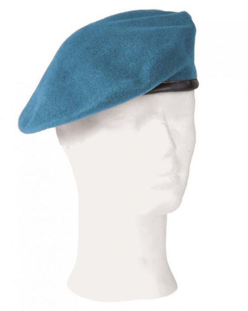 Baret Mil-Tec - modrý