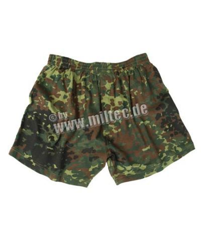 Army boxerky - flecktarn