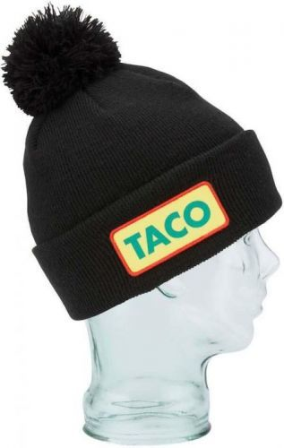 kulich COAL - The Vice Black (Taco)  (08) velikost: OS
