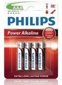 PHILIPS Baterie Powerlife mikrotužka LR03 AAA 1ks