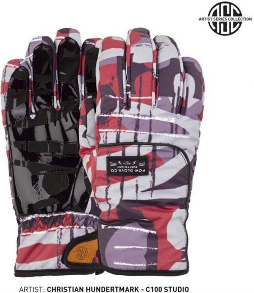 rukavice POW - Zero Glove artist 2 (A2)