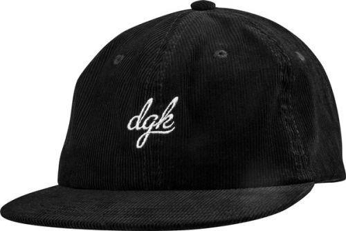kšiltovka DGK - Squad Strapback Cap Black (BLACK) velikost: OS