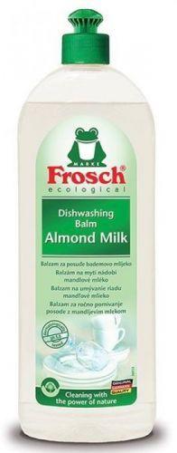 Frosch Balzám na mytí nádobí  - mandlové mléko (750 ml)
