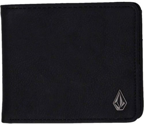 peněženka VOLCOM - Slim Stone Pu Wlt L Black (BLK) velikost: OS