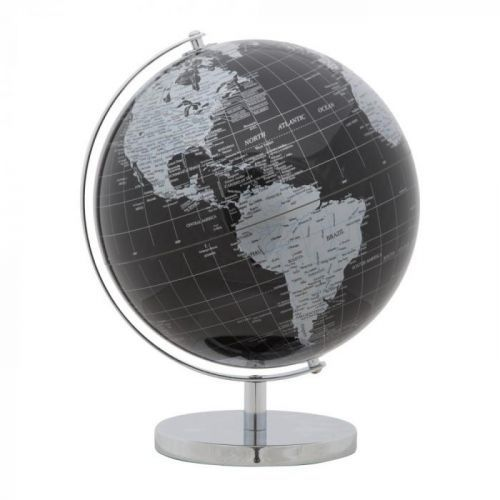 Dekorativní globus Mauro Ferretti Dark World, ⌀ 25 cm