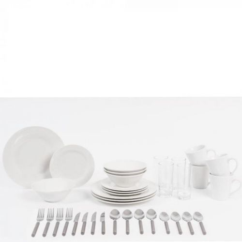 36dílná sada nádobí a příborů Sabichi Dining