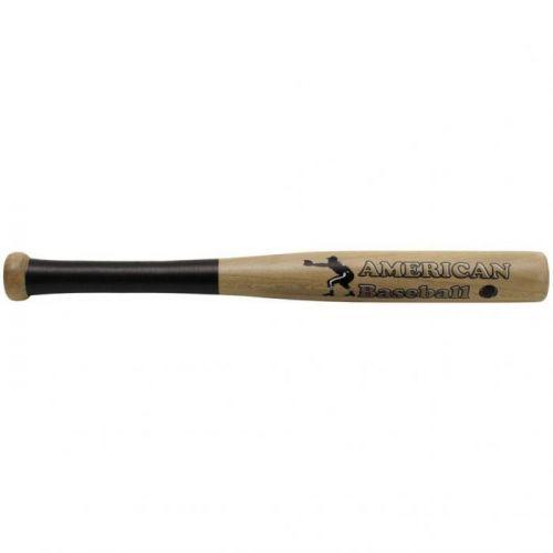 Baseballová pálka MFH 18 dřevěná