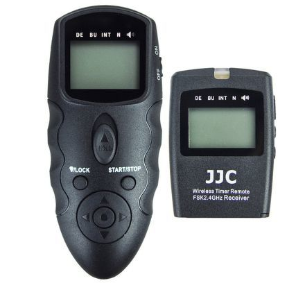 JJC bezdrátová časová spoušť WT-868