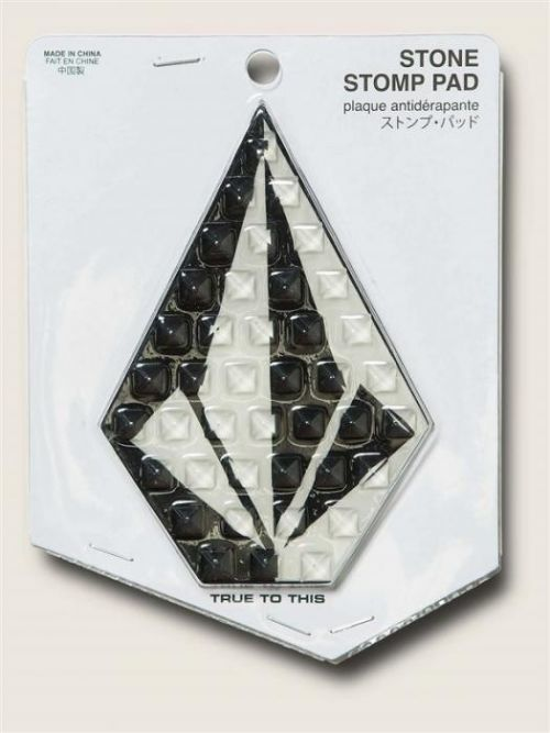 grip VOLCOM - Stone Stomp Pad Black (BLK)