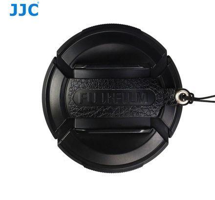 JJC CS-F58 držák krytky objektivu pro krytky Fujifilm 58mm CS-F58 Black