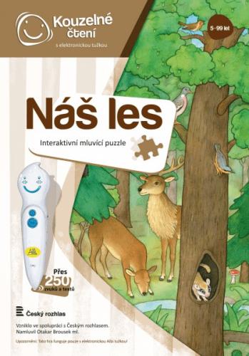 ALBI Kouzelné čtení - Náš les