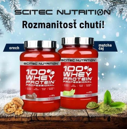 100% Whey Protein Professional - Scitec 2350 g Banán