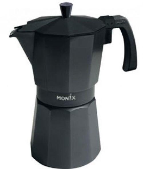 Moka konvice Monix Vitro Noir 1 šálek Monix