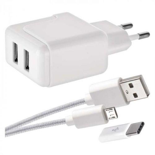 Emos V0119 Duální USB adaptér