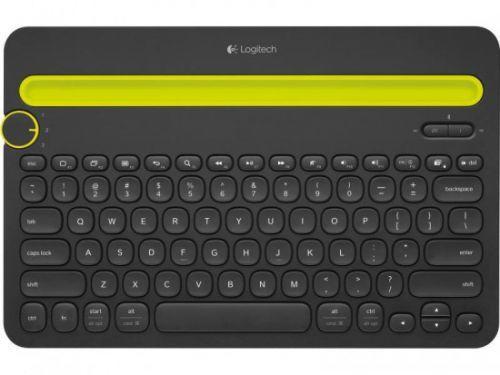 Klávesnice Logitech Bluetooth Keyboard K480 US - černá