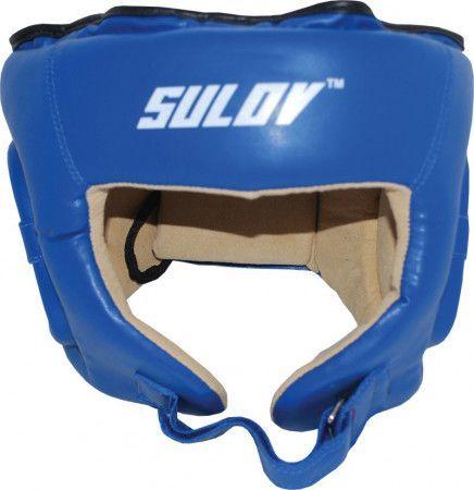 Box chránič hlavy otevřený SULOV DX - modrý