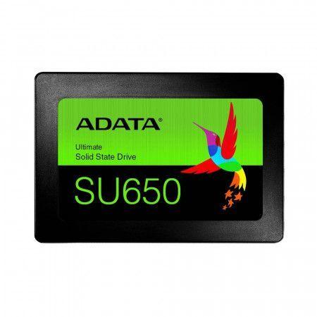 ADATA 2.5`` SSD Ultimate SU650 120GB SATA3 retail, ASU650SS-120GT-R