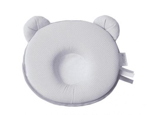 BIBI Memory polštářek Panda Air - šedý
