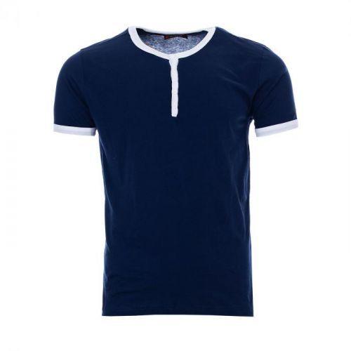Pánske tričko s výstrihom do V Access biela XXL