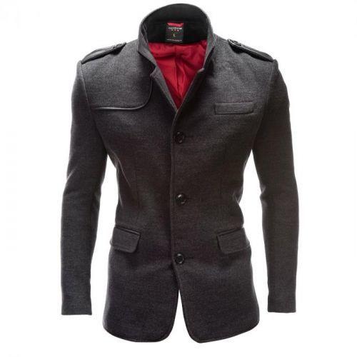 Pánsky kabát Augustino čierna M