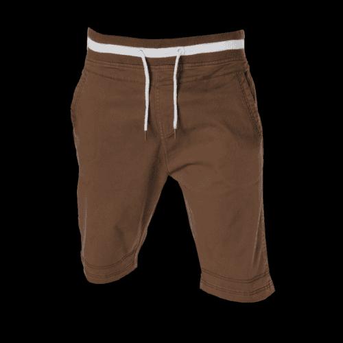 Pánske šortky Braden hnedá XXL - W36