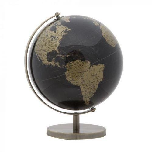 Dekorativní globus Mauro Ferretti Dark Globe, ⌀ 25 cm