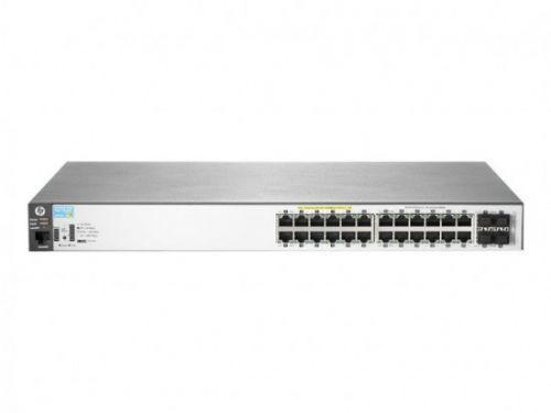 Aruba 2530-24G-PoE+ Switch - J9773A, J9773A